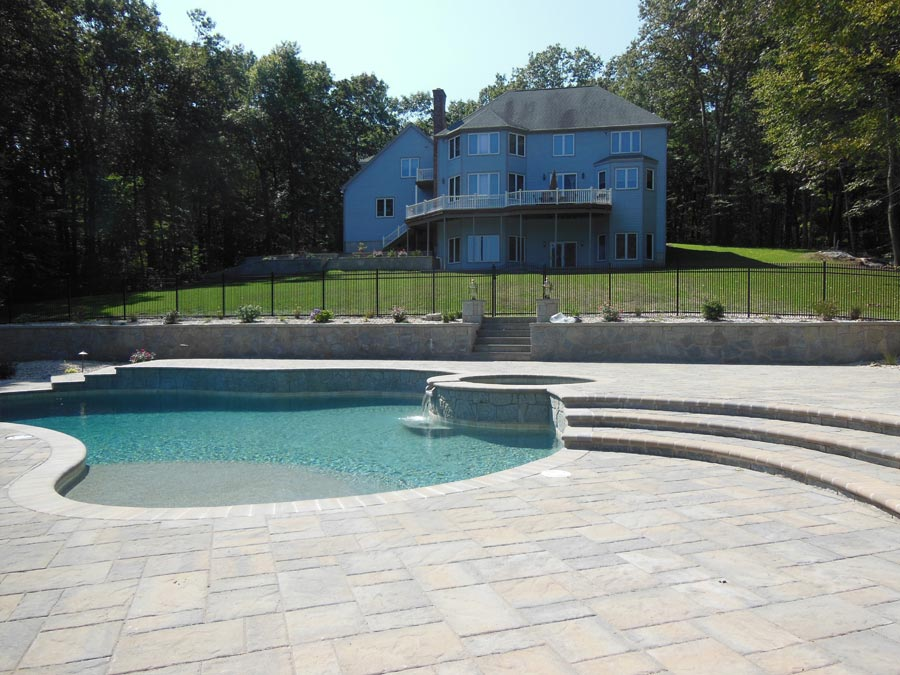 Swimming Pool Fencing Glastonbury Ct Wethersfield Ct