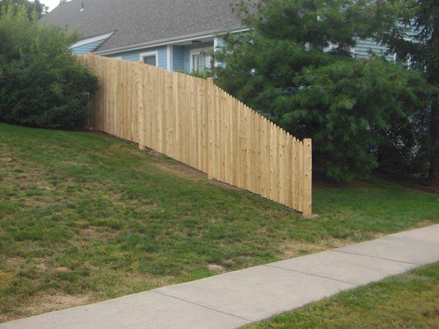 Wood Fencing Ct Western Ma Fence One Llc