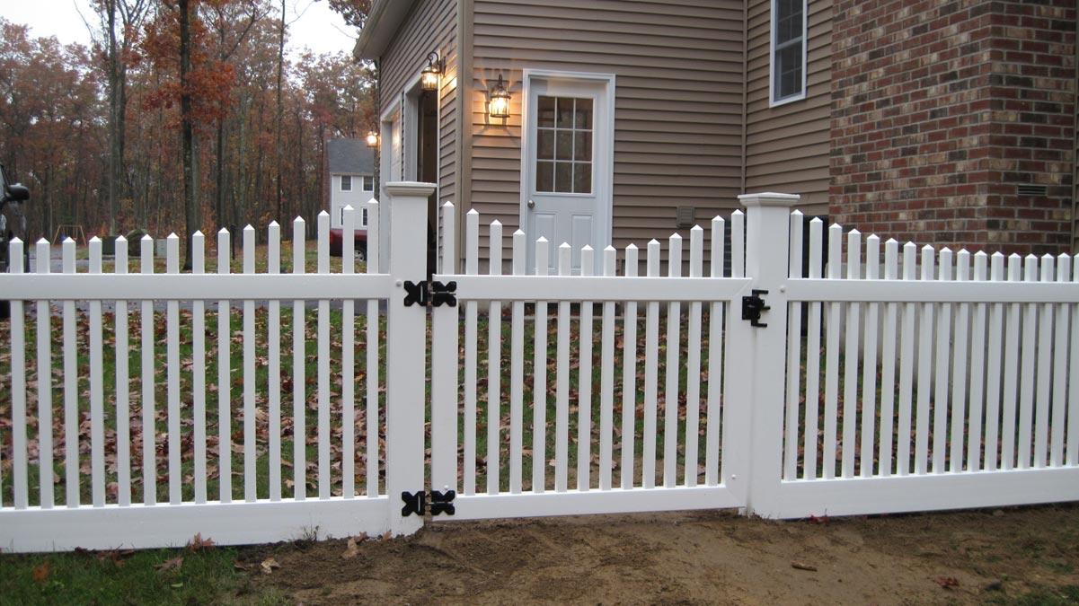 Vinyl Fencing Ct Western Ma Fence One Llc
